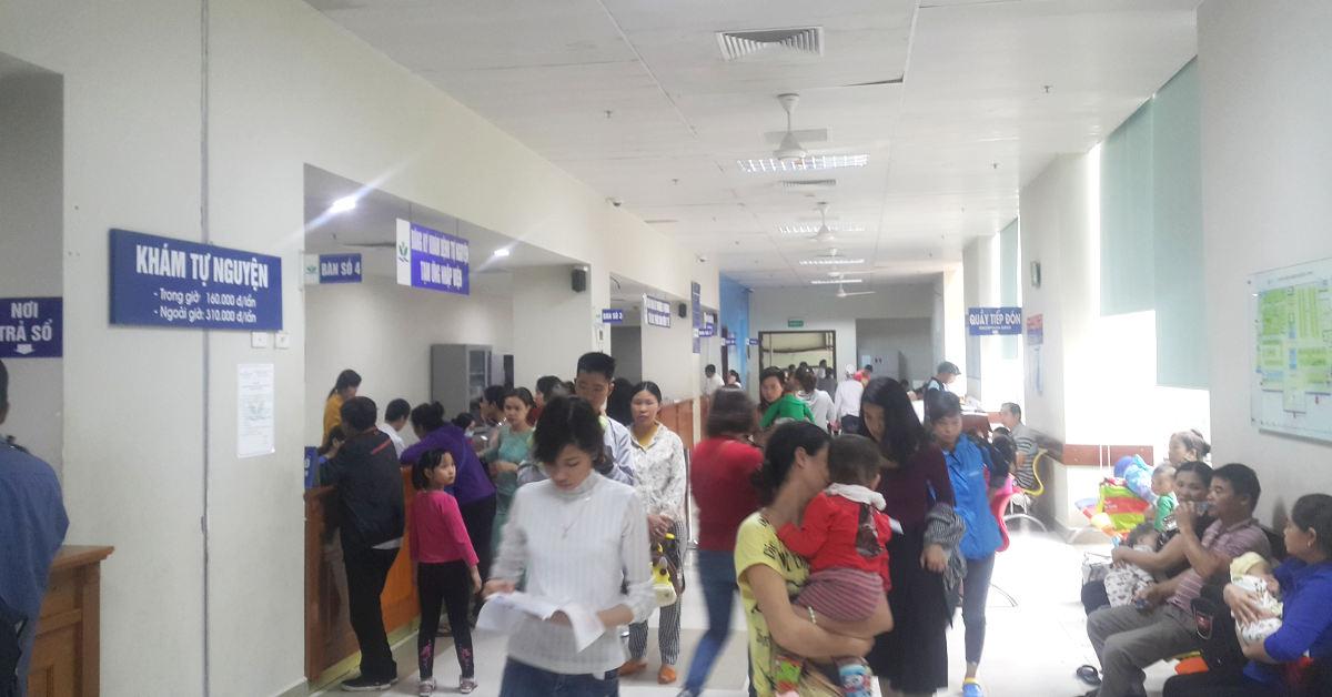 Bệnh viện Nhi Trung Ưonwg Hà Nội