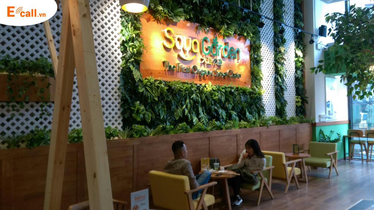 ecall triển khai thẻ rung tự phục vụ cho soyal garden