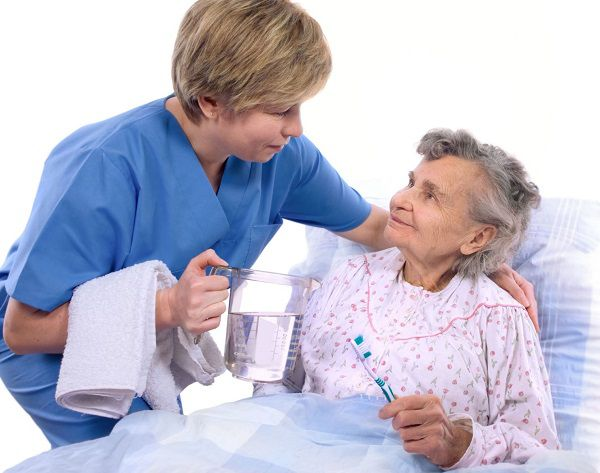 thiết bị báo khẩn cấp cho người già dễ dàng điều chỉnh được âm lượng