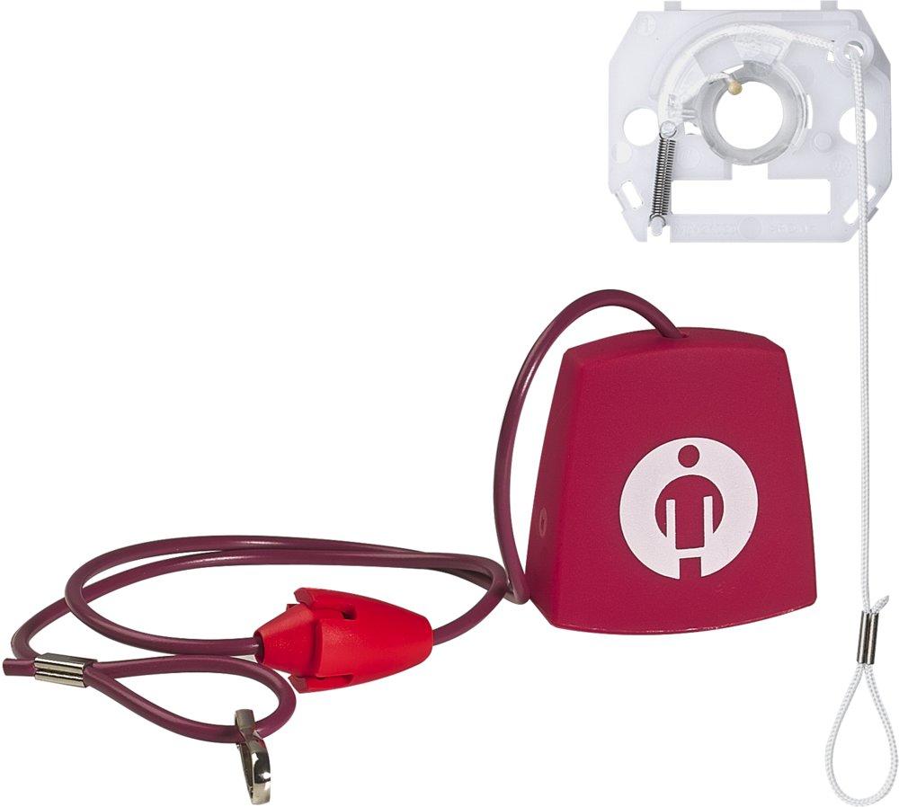 nút dây giật nhà vệ sinh