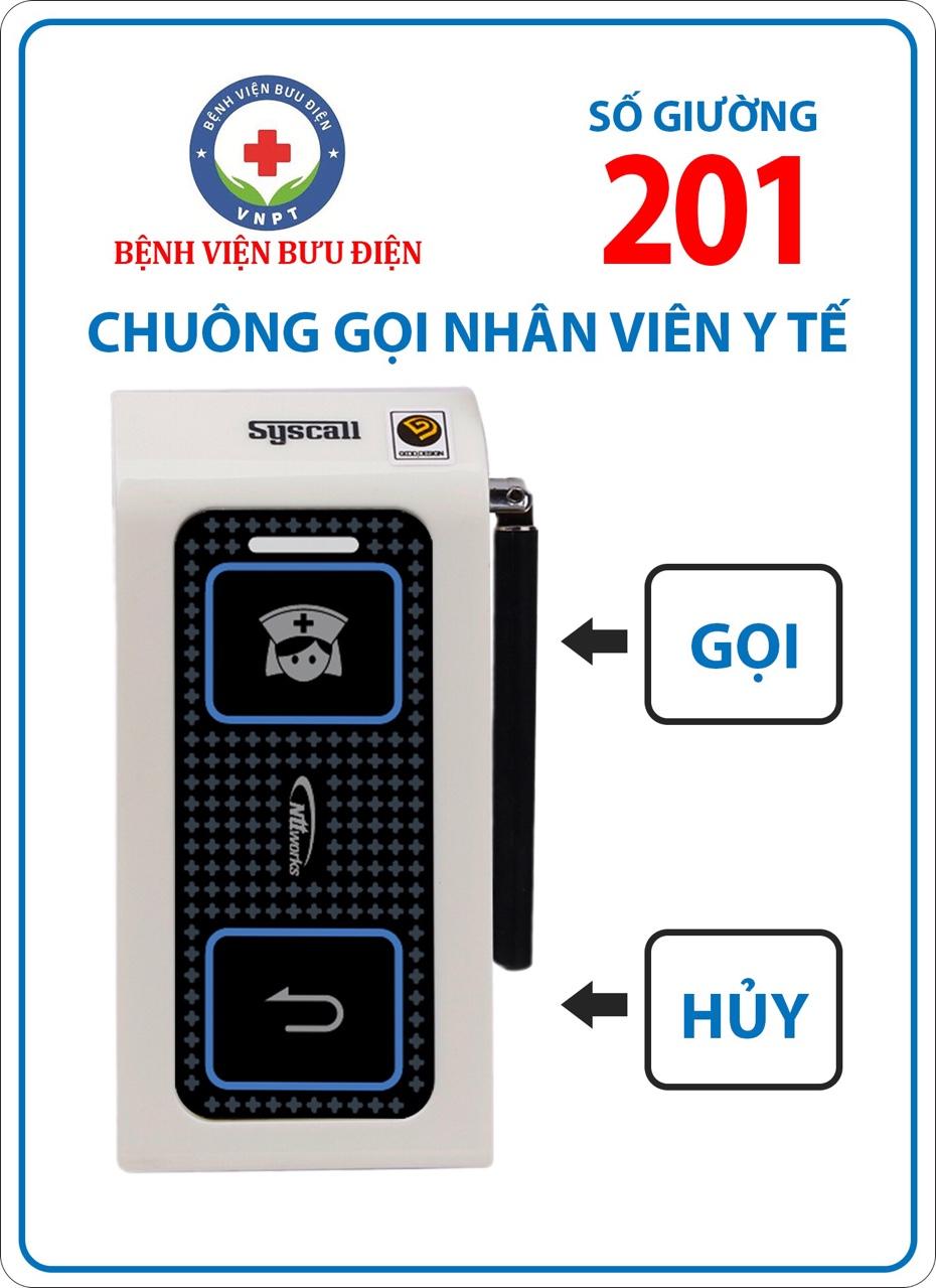 CHUÔNG BÁO Y TÁ ST-500