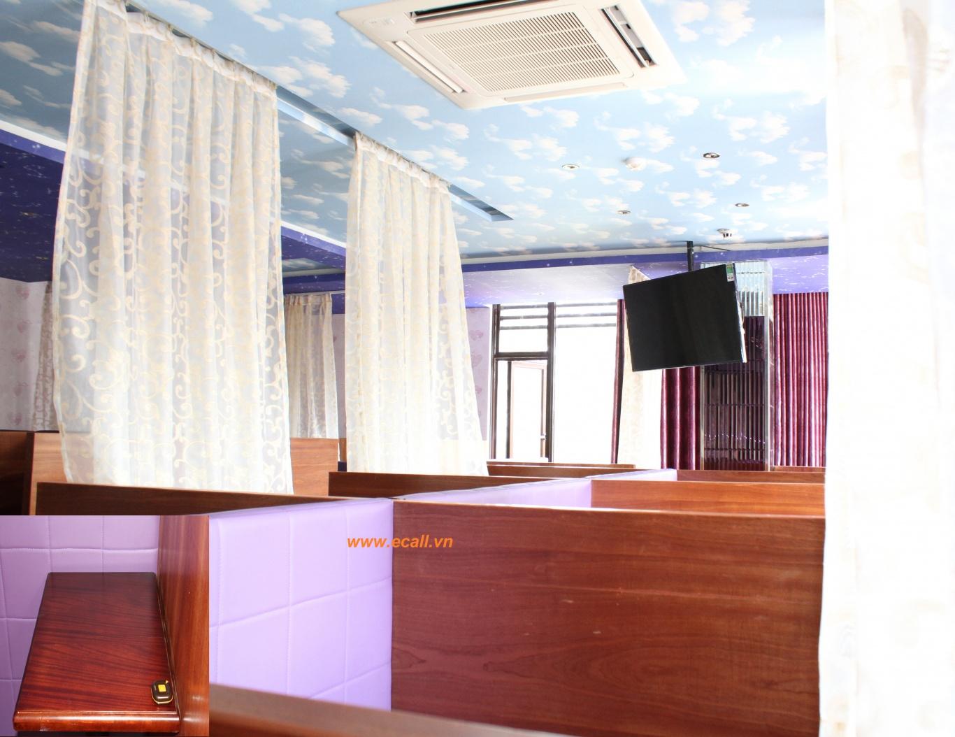 Ecall triển khai chuông gọi phục vụ tại MTP coffee & lounge-4