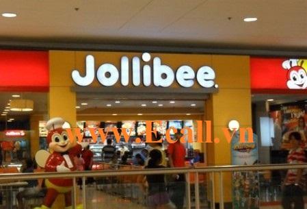 Cửa hàng Jollibee Hà Đông