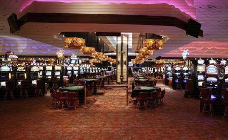 giải pháp chuông gọi phục vụ cho casino