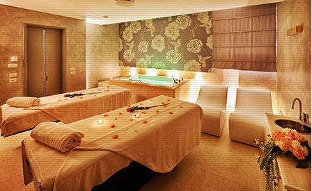 hệ thống chuông gọi phục vụ dùng cho salon và spa