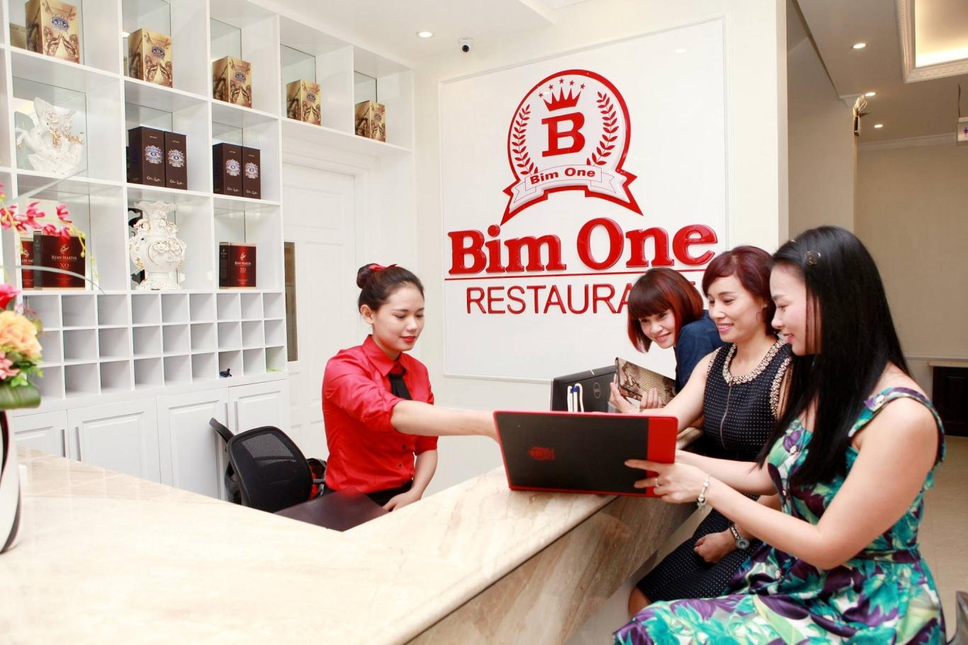 nhà hàng BIM ONE BBQ