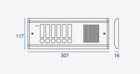 cài đặt hệ thống gọi phòng mổ commax jns-6ko