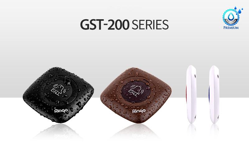 hình ảnh nút chuông gọi phục vụ gst-200 tại nhà hàng hùng vương