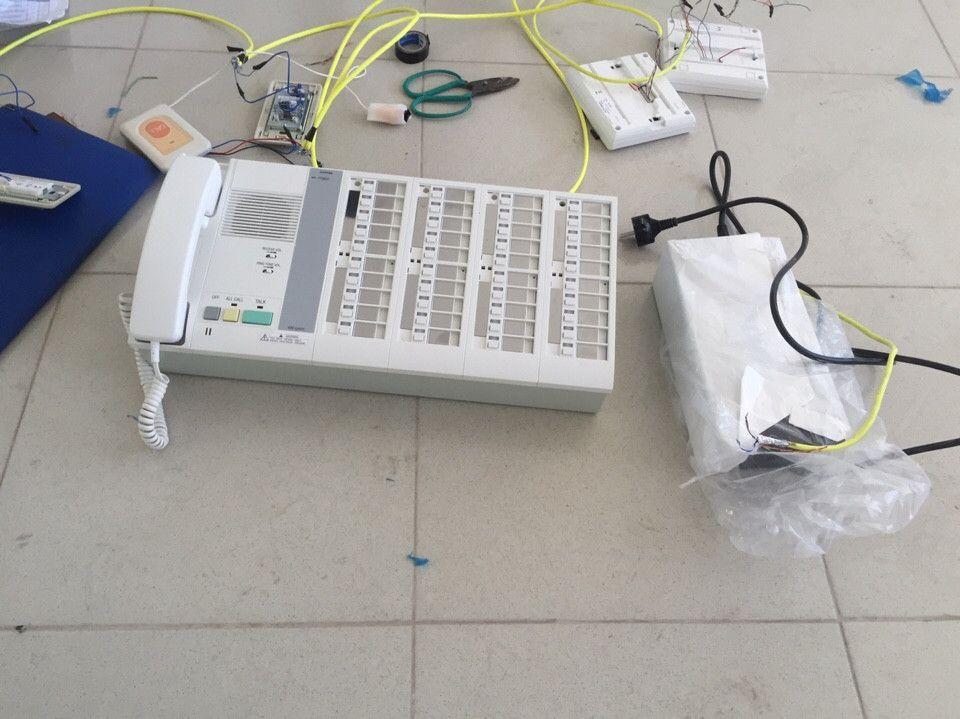 hệ thống báo gọi y tá