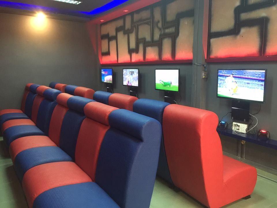 không gian phòng game Ps4ocean