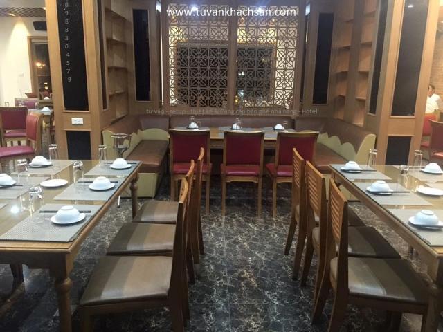 Nhà hàng 369 lắp đặt chuông gọi bàn