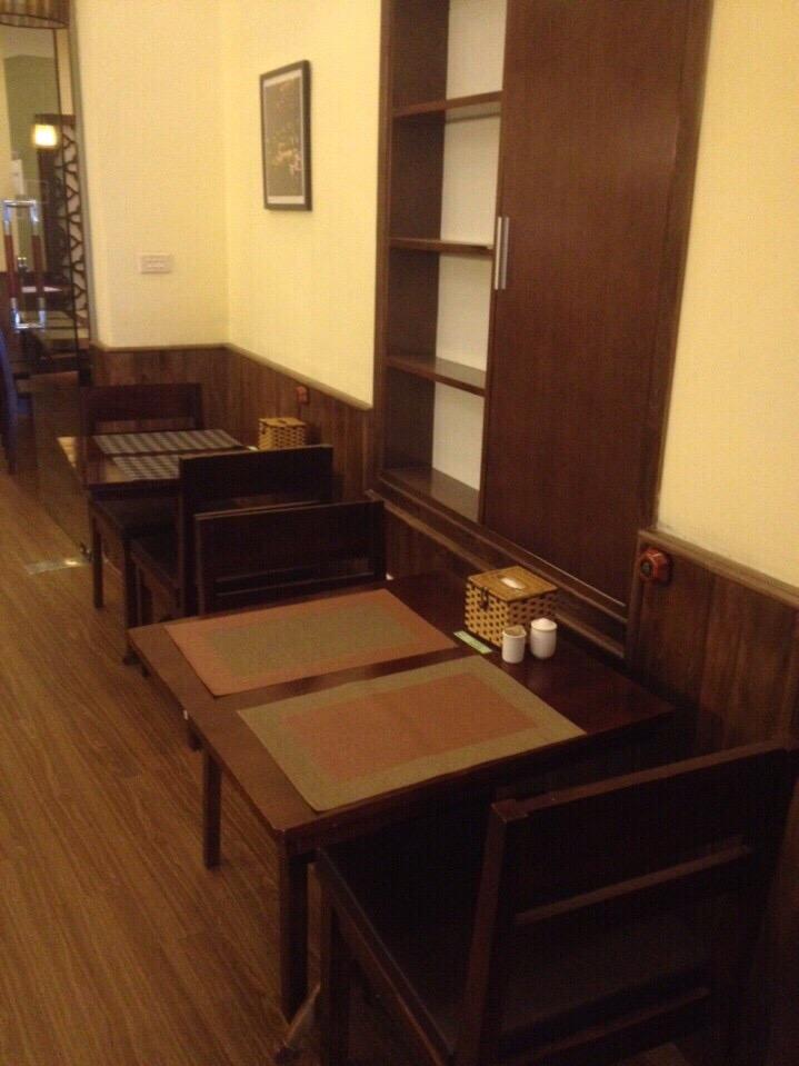 Hệ thống chuông gọi phục vụ không dây tại nhà hàng Handi Pakistan Cuisine tọa lạc tại 50 Tô Ngọc Vân – Tây Hồ - Hà Nội