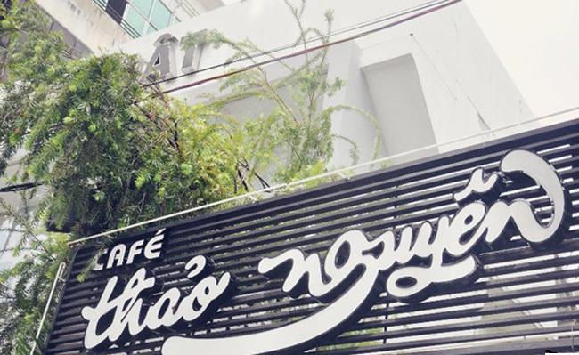 cafe Thảo Nguyên lắp đặt chuông gọi phục vụ ST-100
