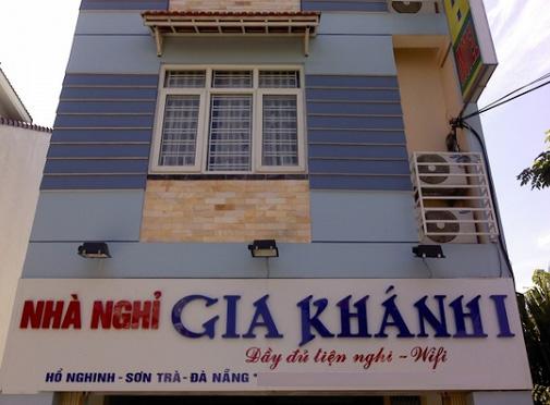 nhà nghỉ Gia Khánh tại Đà nẵng