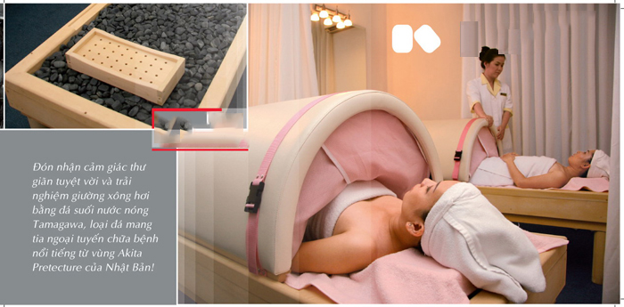 lắp đặt hệ thống chuông gọi phục vụ cho phòng tắm xông hơi