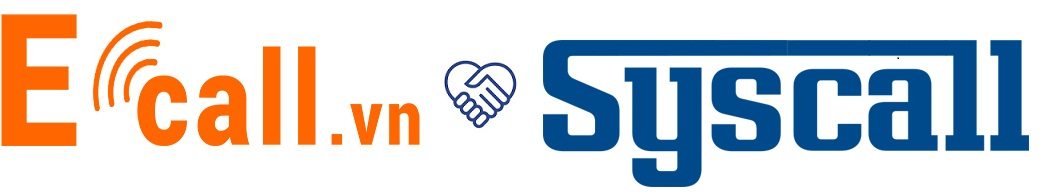 Ecall là đơn bị chính thức phân phối chuông gọi phục vụ syscall tại việt nam