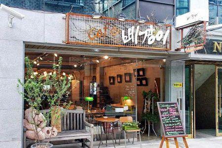 mô hình kinh doanh cafe taw-away