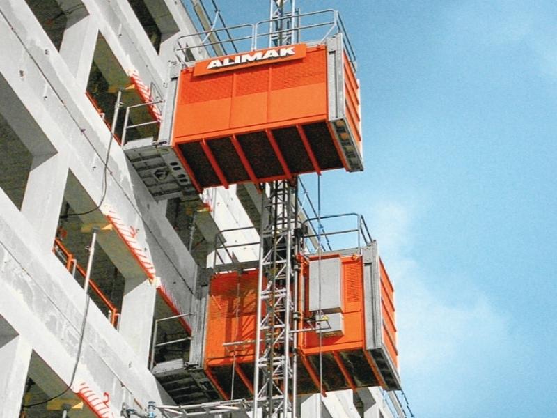 Chuông gọi thang vận – Giải pháp gọi chuyển vật tư xây dựng dễ dàng trong các tòa nhà cao tầng